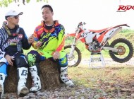 RidingMagazine #239 : DirtBike RidingTest 2015 XCF-W250
