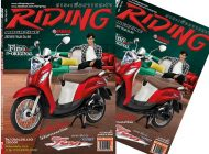 Riding Magaze JULY 2019  Vol.24  No. 286