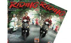 Riding Magaze August 2019  Vol.24  No. 287