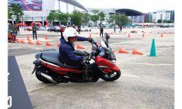 New Honda  Forza 350 Test Ride